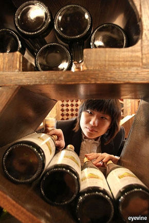 Bordeaux is unfashionable in China, whereas Burgundy is all the range (Photo by eyevine)